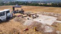 Burial Site Excavation