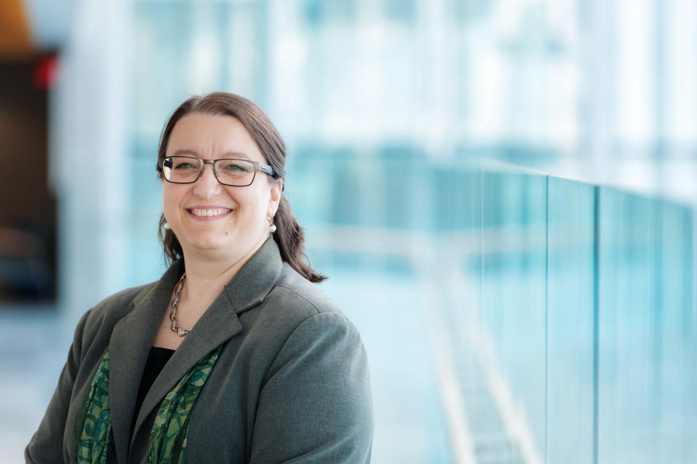 Nursing Professor Elizabeth Saewyc, University of British Columbia