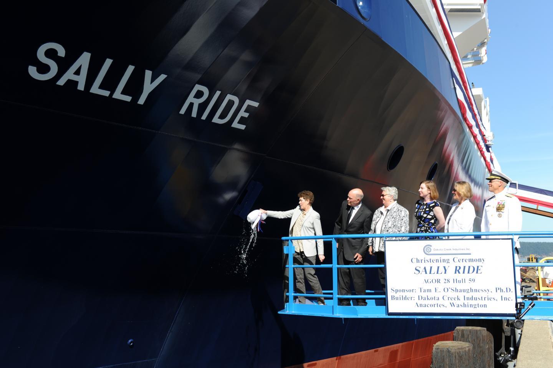 R/V Sally Ride