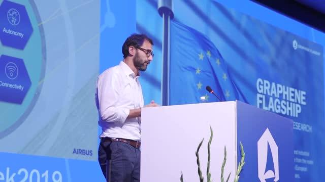 Elmar Bonaccurso from Airbus on Graphene Applications for Aeronautics