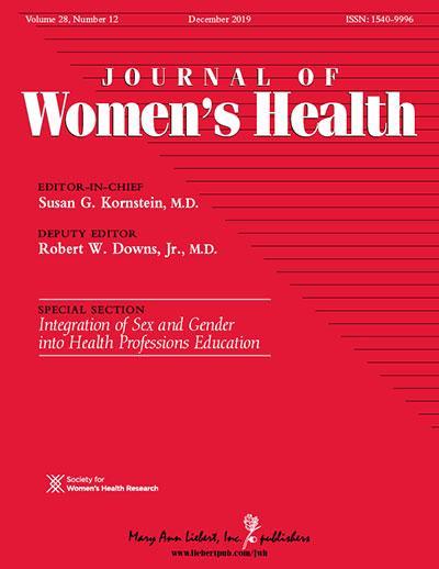 <em>Journal of Women's Health</em>