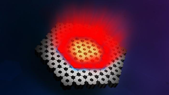 Vertically Emitting Laser