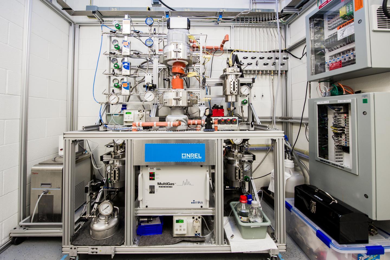 Catalytic Reactor