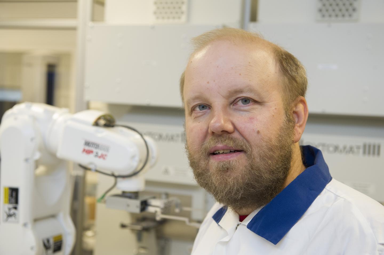 Jussi Taipale, Karolinska Institutet