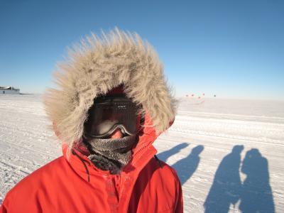 Scientist on Ice