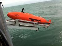 AUV, Autonomous Underwater Vehicle (1)