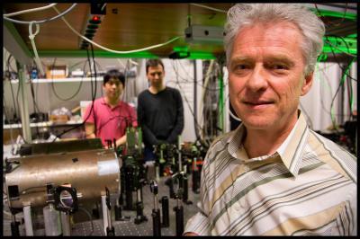 Eugene Polzik, Niels Bohr Institute at the University of Copenhagen