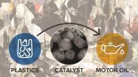 Platinum Nanoparticle/perovskite Nanocuboid Catalyst