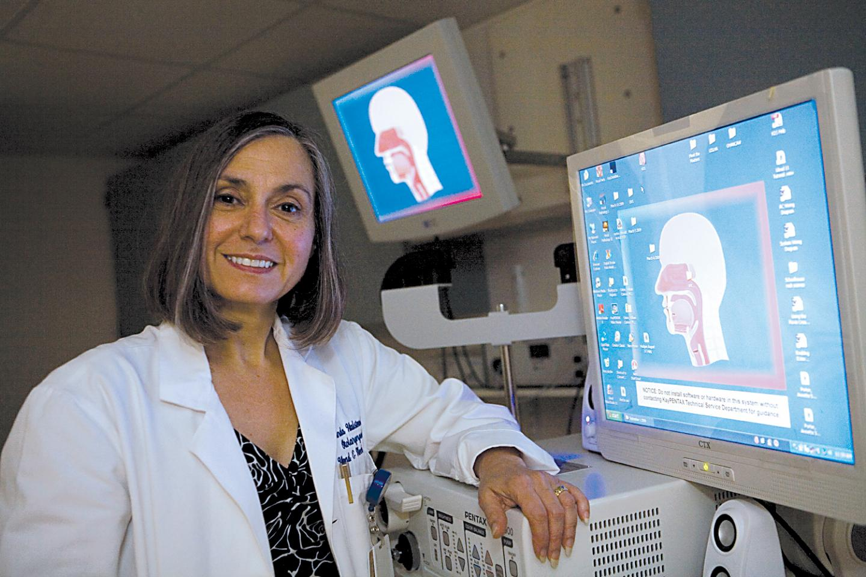 Lucinda Halstead, M.D., Medical University of South Carolina