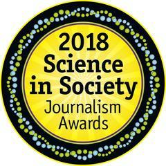 Science in Society Journalism Awards