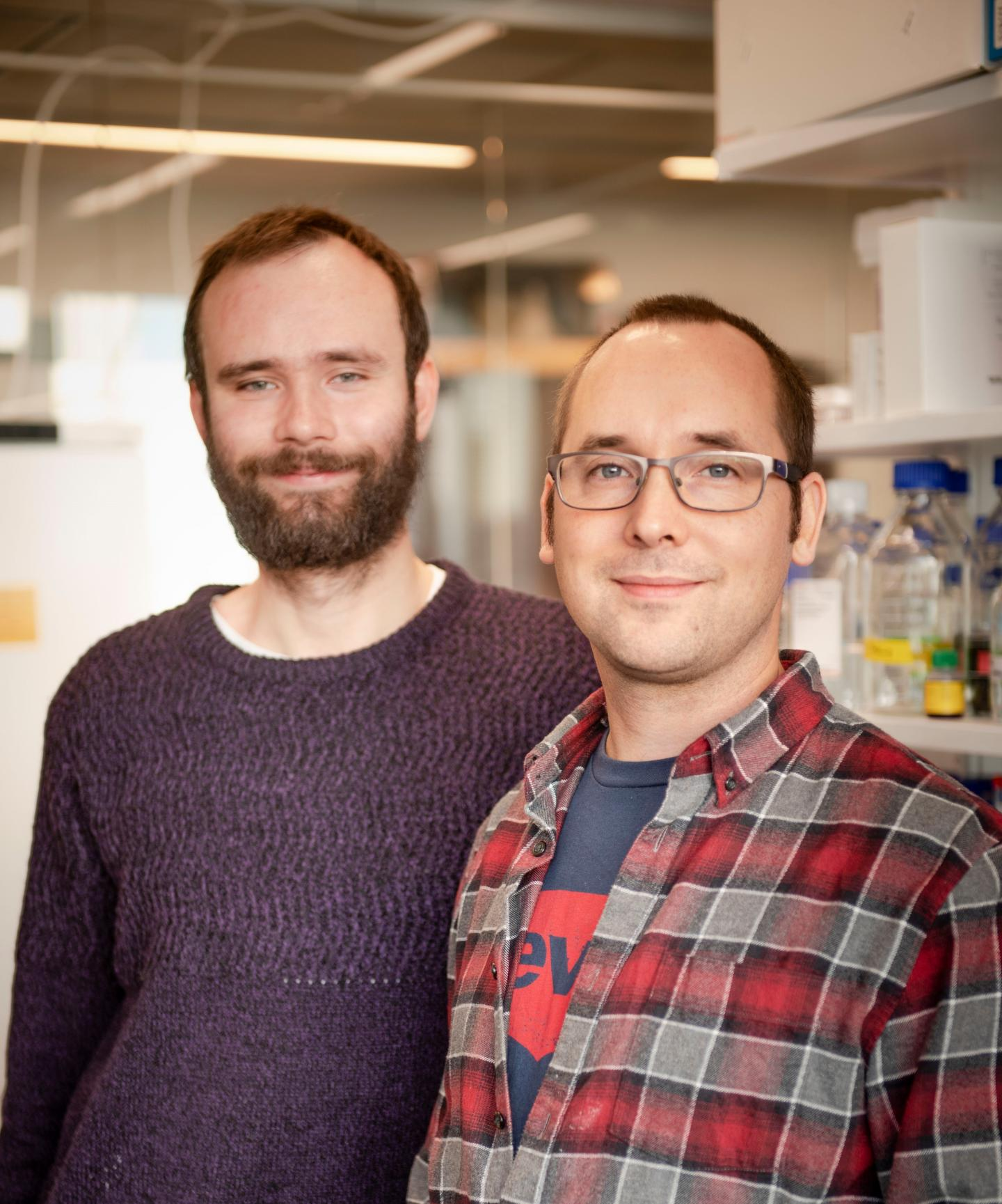 Photo of Researchers