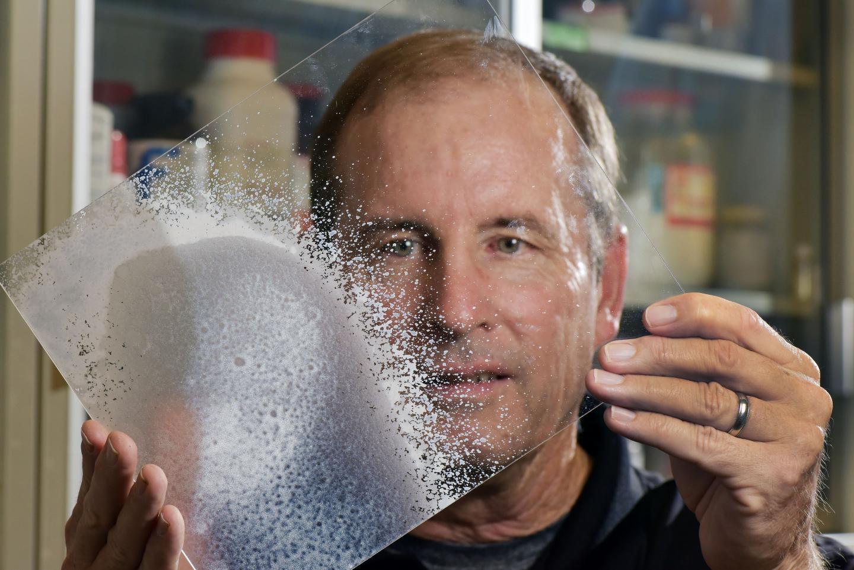 Decontamination Foam