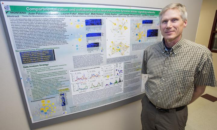 Mark Grimes, The University of Montana