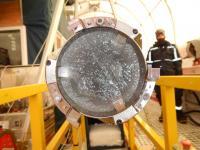 South Pole ice core