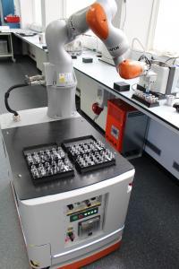 Robot Scientist