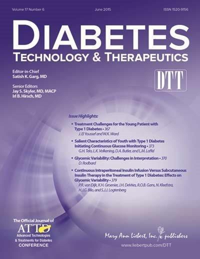 <I>Diabetes Technology & Therapeutics (DTT)</i>