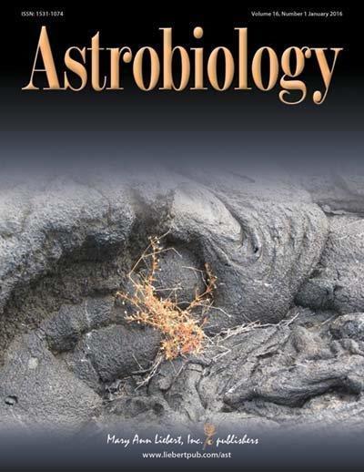 <i>Astrobiology</i>