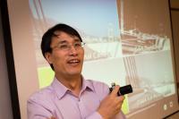 Assistant Professor Chen Shoushun, Nanyang Technological University