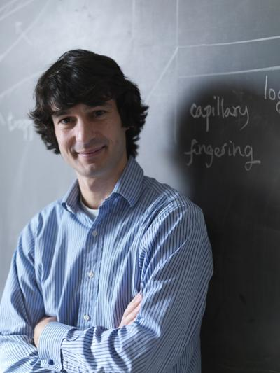 Ruben Juanes, Massachusetts Institute of Technology
