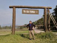 Muscente at Ya Ha Tinda