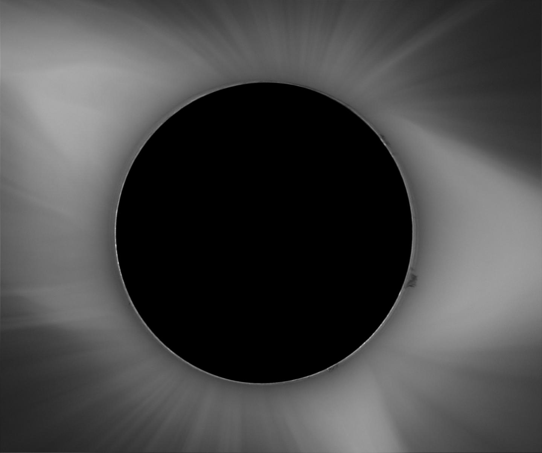 Polarized View of Solar Corona