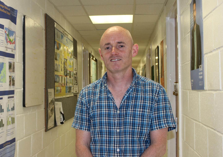 Professor Alistair Jump, University of Stirling