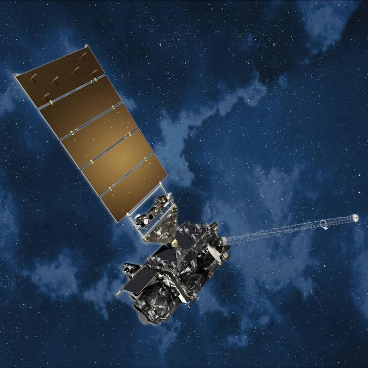 GOES-16 On Orbit