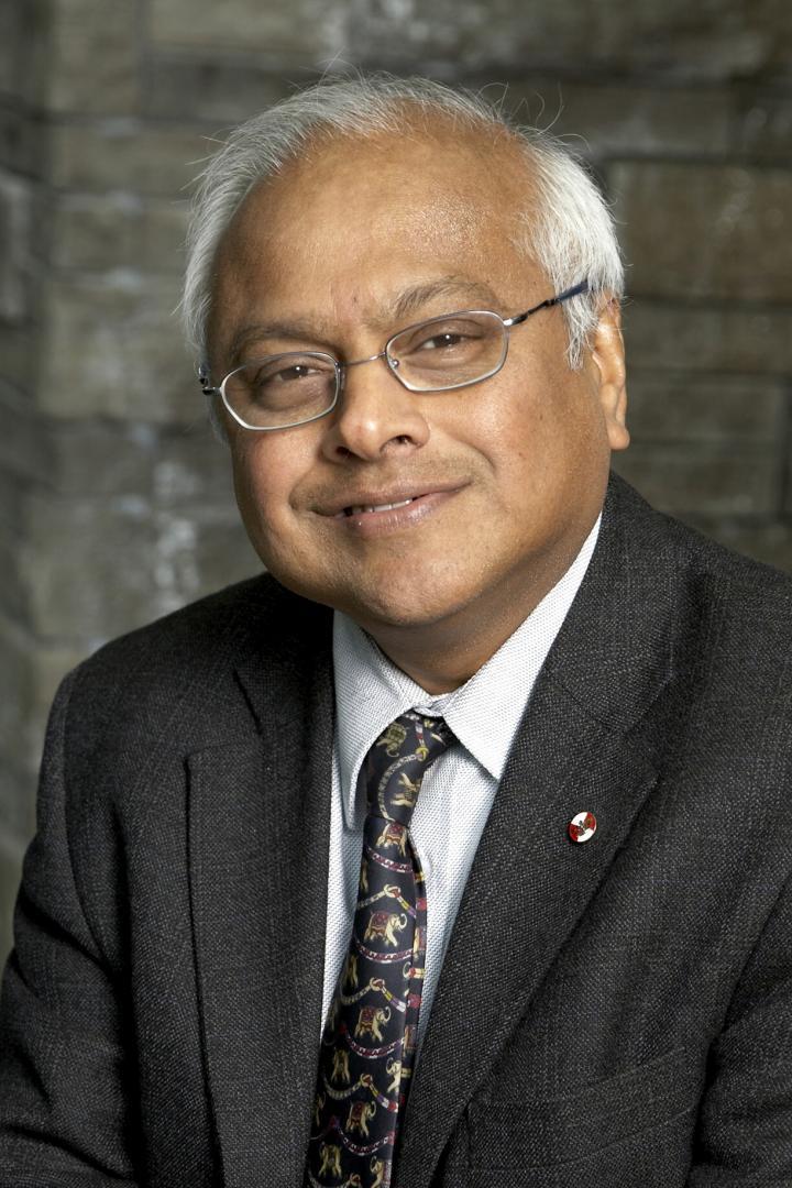 Salim Yusuf, McMaster University