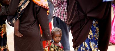 20% of health and social services for woman, children and adolescents have been lost