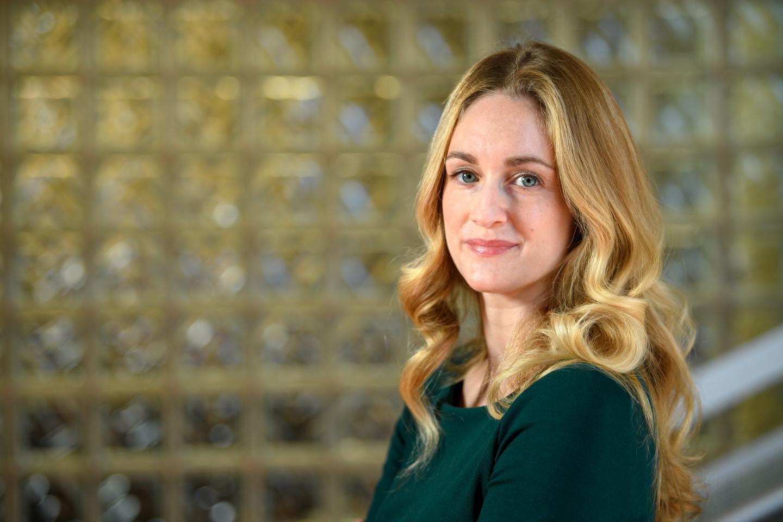 WSU Assistant Professor Leah Sheppard (2 of 2)