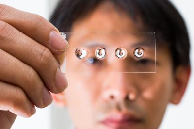 Droplet Lenses Cost Less than a Penny