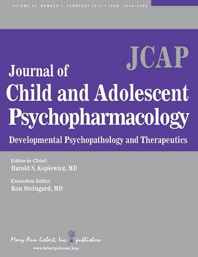 <i>Journal of Child and Adolescent Psychopharmacology</i>