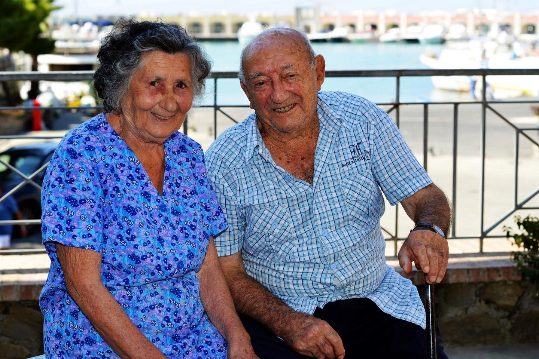 Citizens from the Village of Acciaroli (1 of 2)
