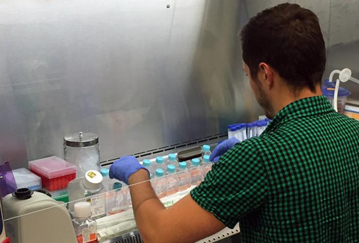 Antiviral research in Ram Savan Lab UW
