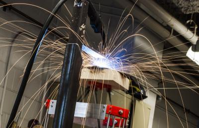 Printing in Steel