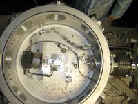 Vacuum Chamber Interior