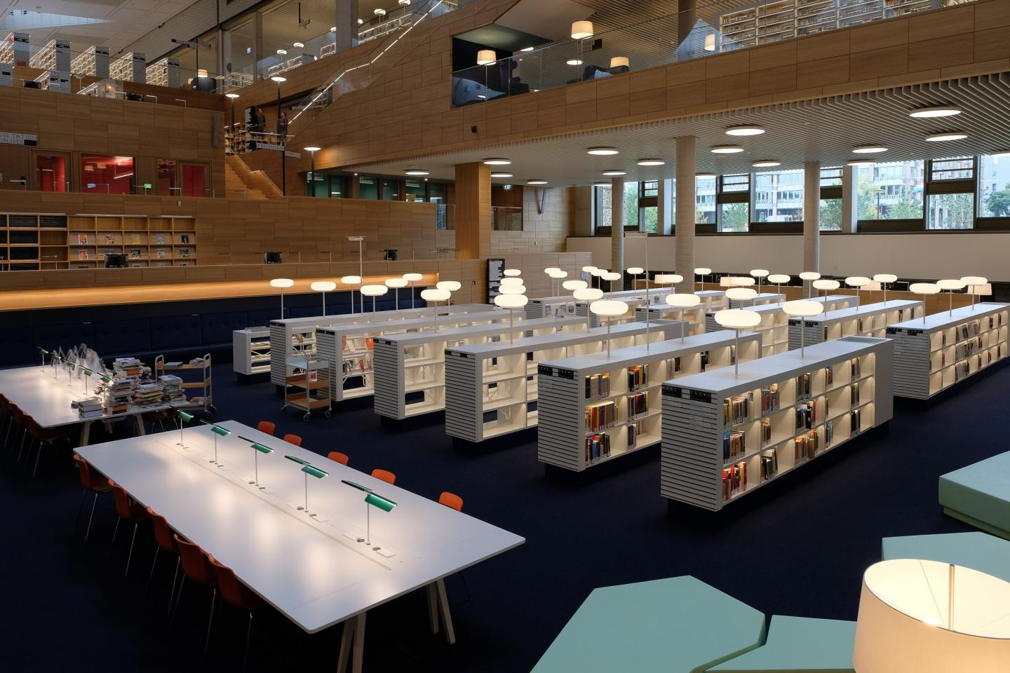 National Library of Luxembourg