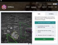 AI4Mars Citizen Science App