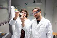 Philip Weber and Thorsten Scherpf, Ruhr-University Bochum