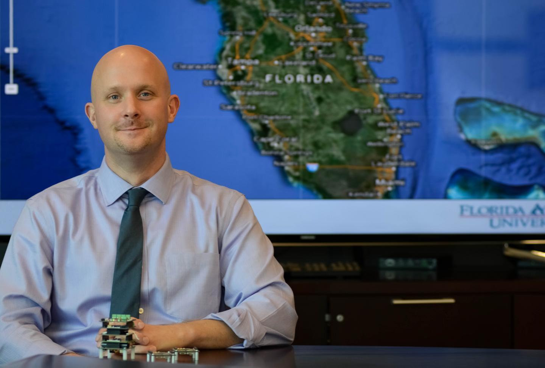 Jason Hallstrom, Ph.D., Florida Atlantic University