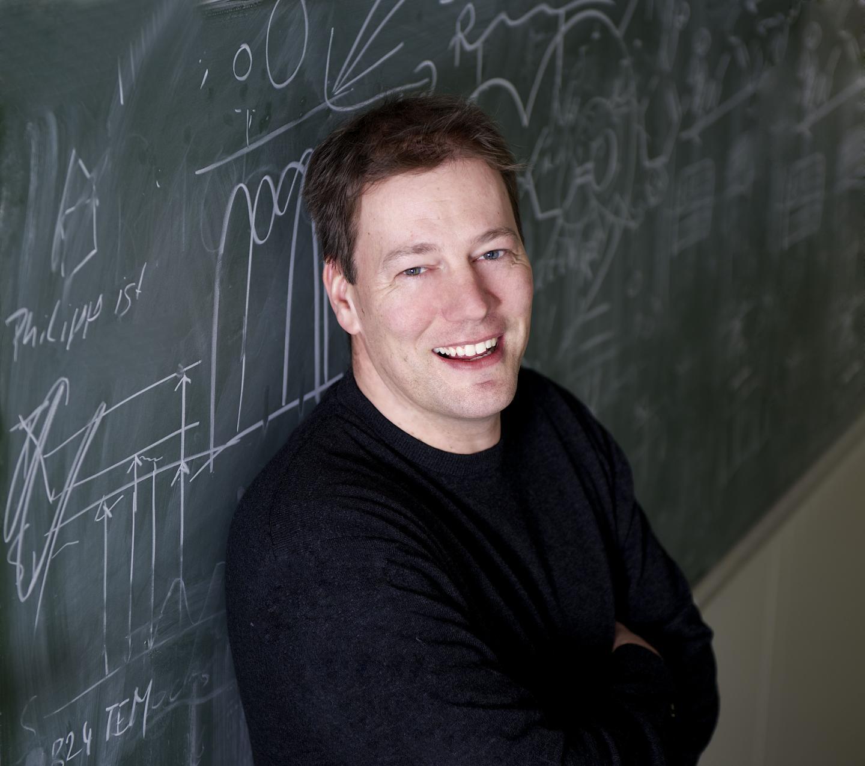 Professor Malte Drescher, University of Konstanz