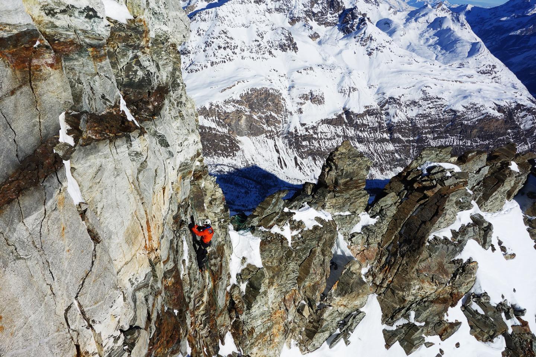 Monitoring the Matterhorn