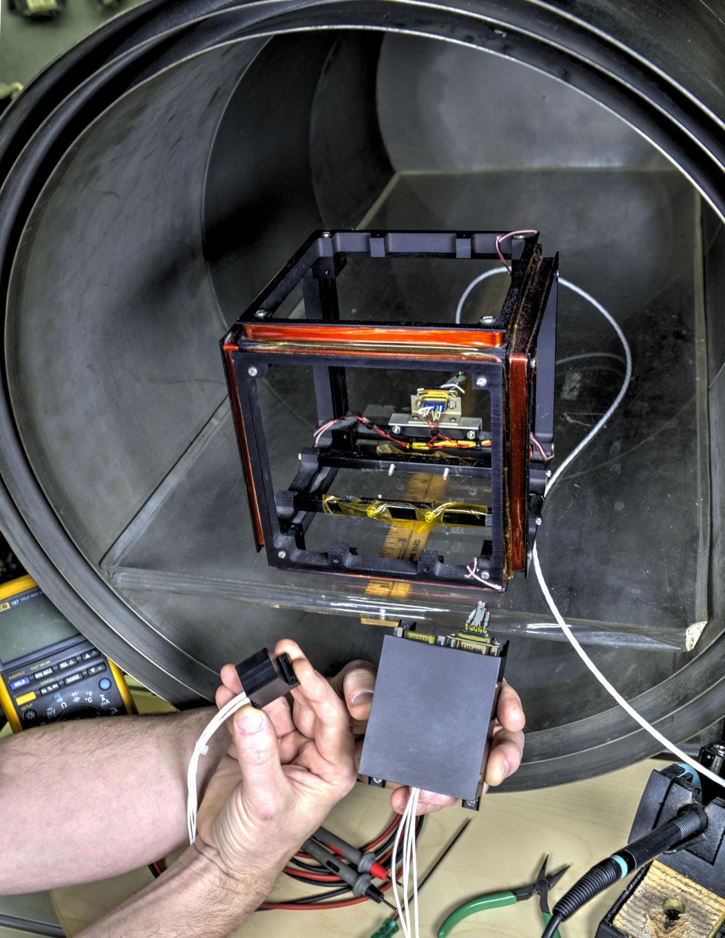Prototype Hybrid Magnetometer
