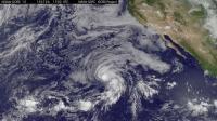 Satellite Sees Tropical Storm Flossie Hawaii-Bound