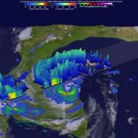 GPM Image of Franklin
