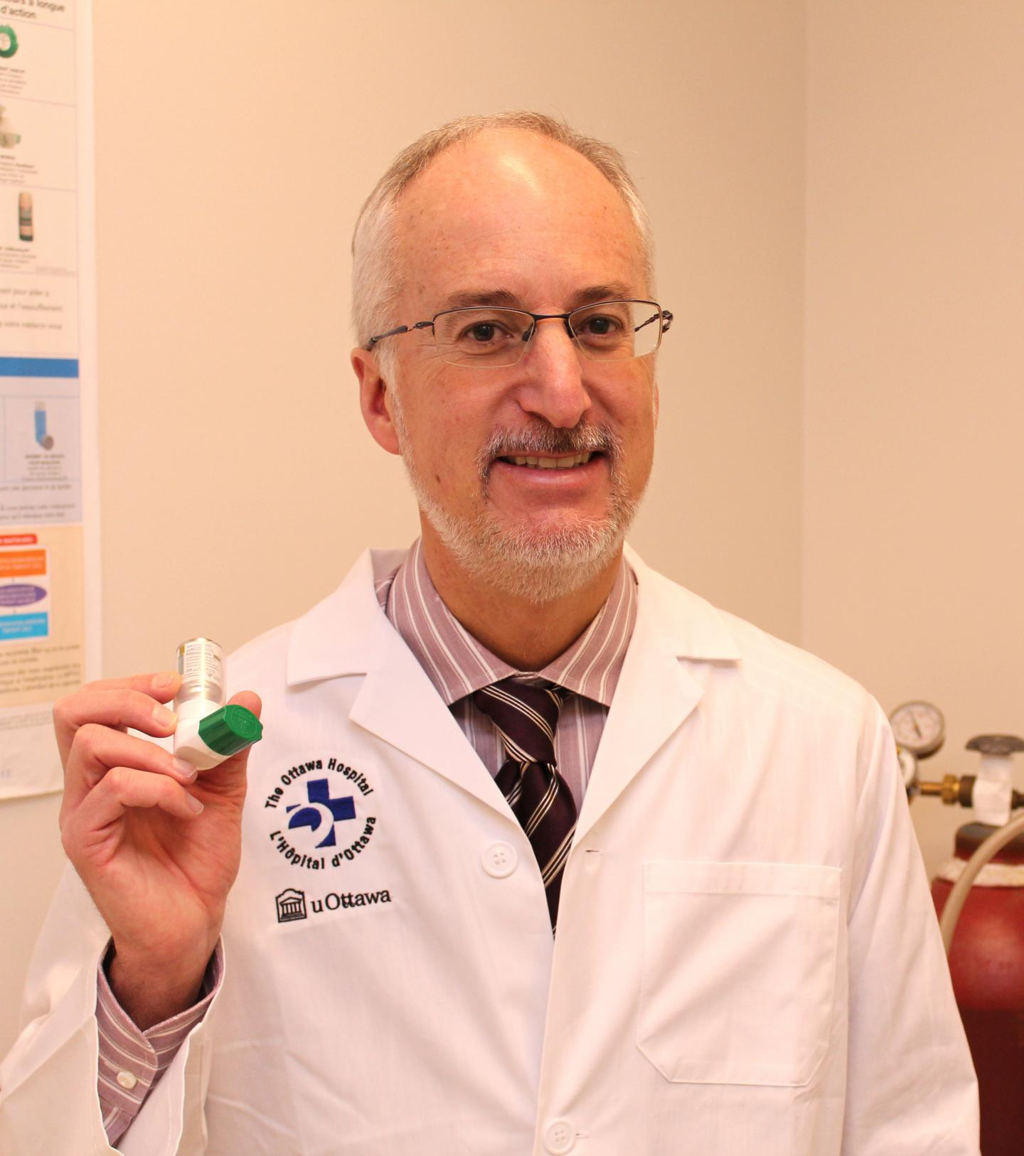 Study Finds 33 Percent of Adults Recently Diagnosed with Asthma Do not Have It