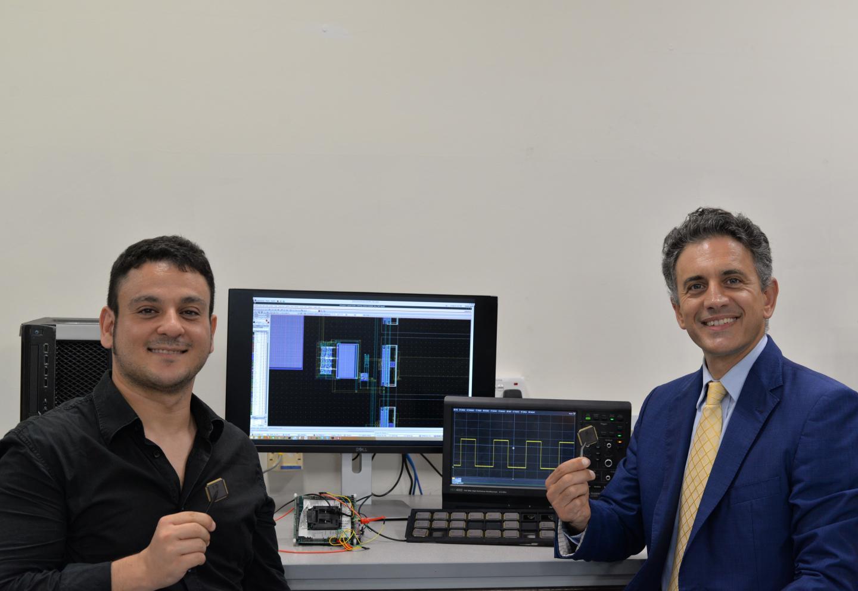 NUS Innovation Open Doors to Smaller, Cheaper and Long-Lasting IoT Sensors