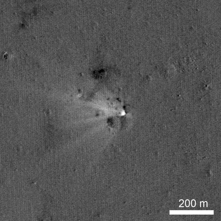LRO Has Imaged the LADEE Impact Site