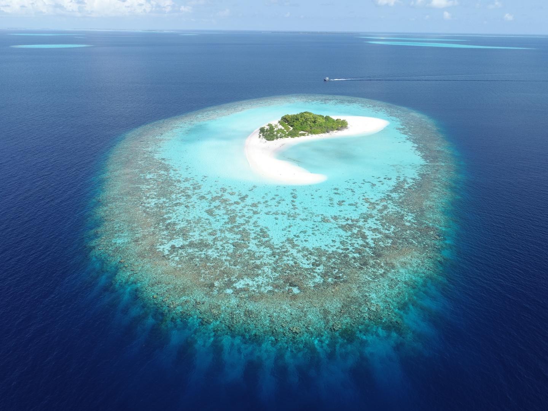 Islands under threat