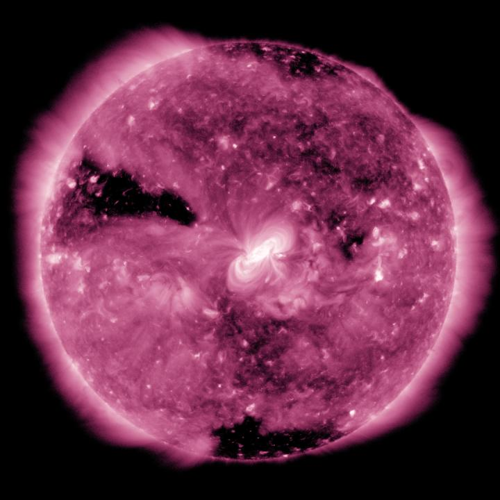 Animation of SDO Observations of the Sun